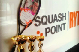 Łódź Atrakcja Squash Squash Point RYTM