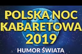 Łódź Wydarzenie Kabaret Polska Noc Kabaretowa