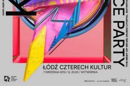 Łódź Wydarzenie Festiwal Kamp! Hot dance party - Festiwal Czterech Kultur